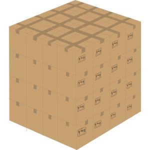 Cube of Boxes