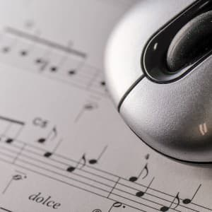 music-score-mouse