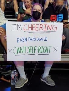I'm Cheering